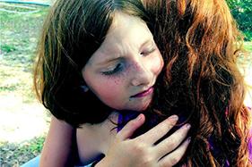 enfants reconfort joie bonheur enfance soutien amitié